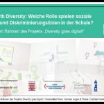 Vortragsfolie Projekt Diversity goes digital